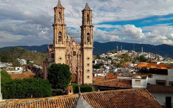 L'itinerario - Città del Messico