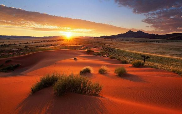 Alla scoperta della Namibia, del Botswana e delle Cascate Vittoria
