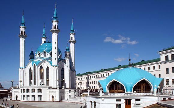 Itinerario con 11 notti da Mosca a Irkutsk