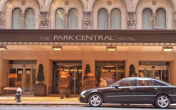 New York - Park Central Hotel New York 4*