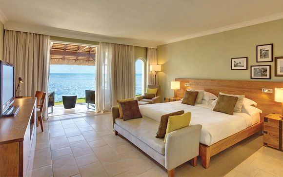 L'Outrigger Mauritius Beach Resort 5*