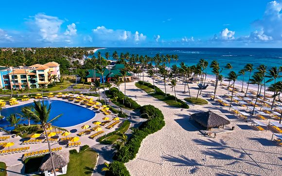 All Inclusive in moderno Resort 5* a Playa Bavaro
