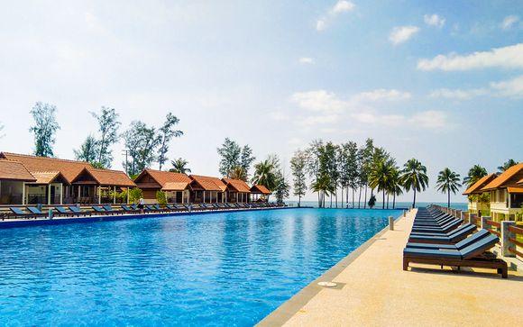 The Tawana Bangkok 4* + Le Menara Beachfront Villa & Resort 5*
