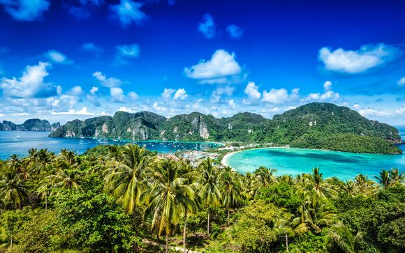 Soggiorno da sogno tra le spiagge più belle della Thailandia