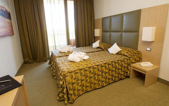 Castelmartini Wellness Hotel