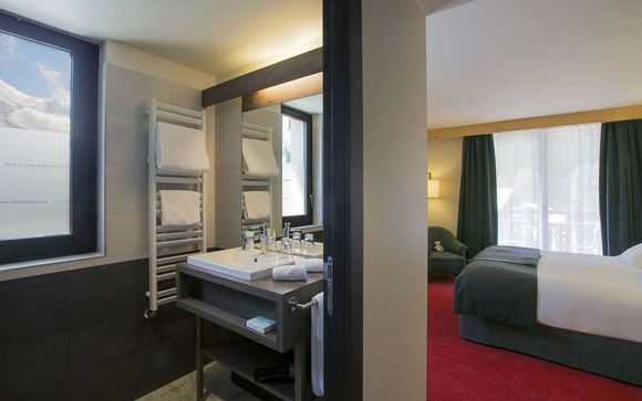 Il Best Western Plus Excelsior Chamonix Hotel & Spa 4*
