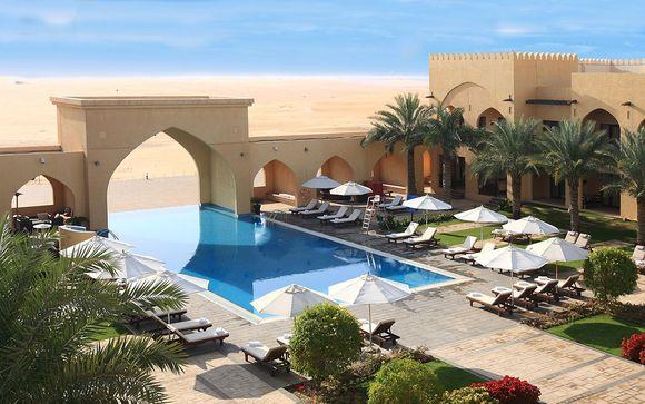Grand Hyatt Dubai 5* + Tilal Liwa Hotel 4*