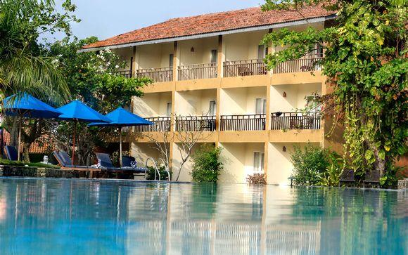 Hotel previsti o similari durante il soggiorno mare