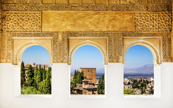 7 notti alla scoperta di Andalusia, Toledo e Madrid
