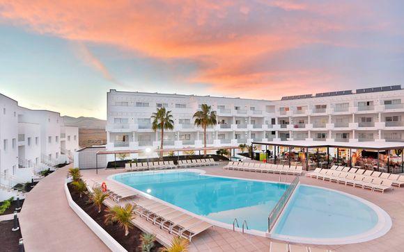 Resort 4* formato famiglia con piscina