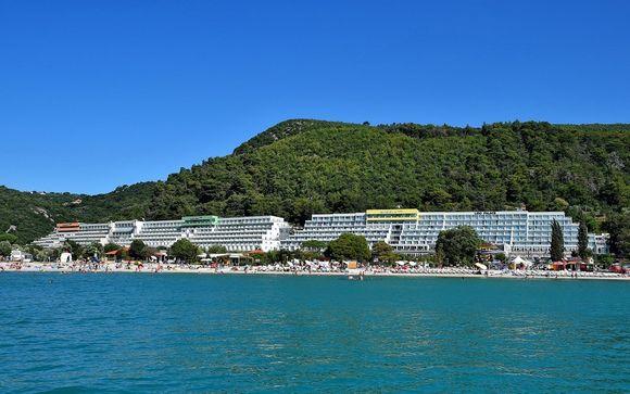 Hotel Narcis 4* - Rabac - Fino a -70% | Voyage Privé