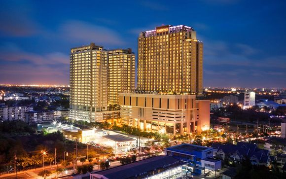 Bangkok - The Grand Fourwings Convention 5*
