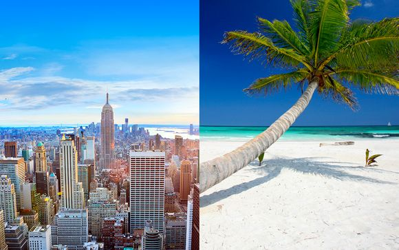 Aliz Hotel Times Square NYC 4* + Hotel Royalton Cancun Resort & Spa 5*