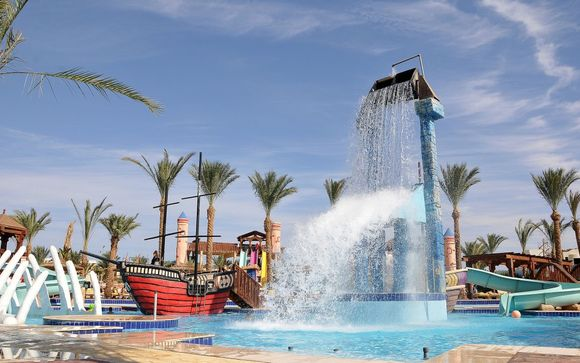 Il Sea Beach Aqua Park Resort 4*