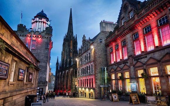 Alla scoperta di Edimburgo