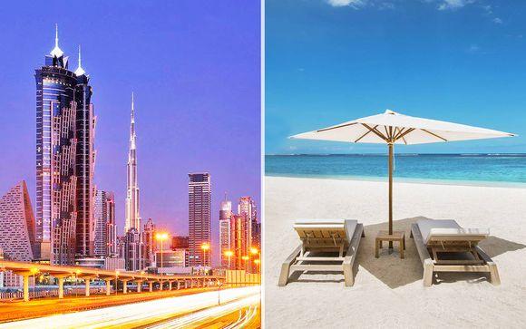 JW Marriott Marquis Dubai Hotel 5* & The Saint Regis Mauritius Resort 5*