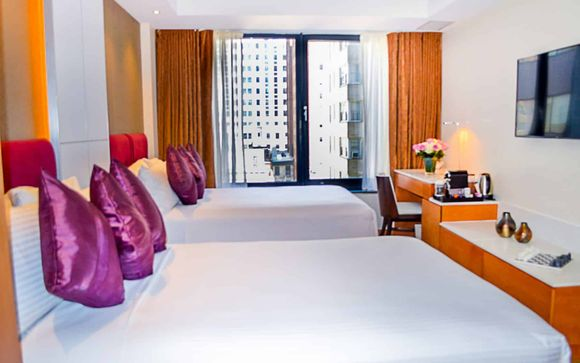 Il Concorde Hotel New York 4*