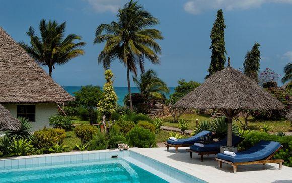 Chuini Zanzibar Beach Lodge 4*