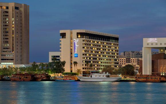 Radisson Blu Dubai Deira Creek 5*