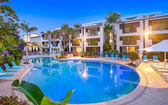 Noosa Blue Resort 4*