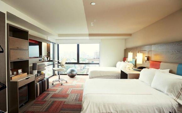 EVEN Hotel Brooklyn 4*