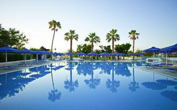 Mitsis Faliraki Beach Hotel 5*