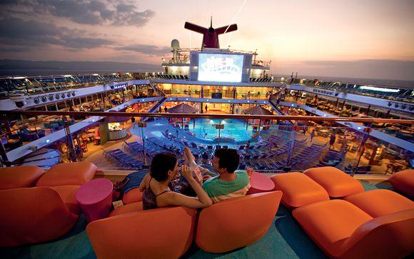 La nave - Carnival Conquest