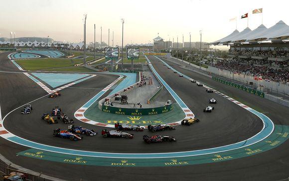 Il Gran Premio Formula 1 di Abu Dhabi