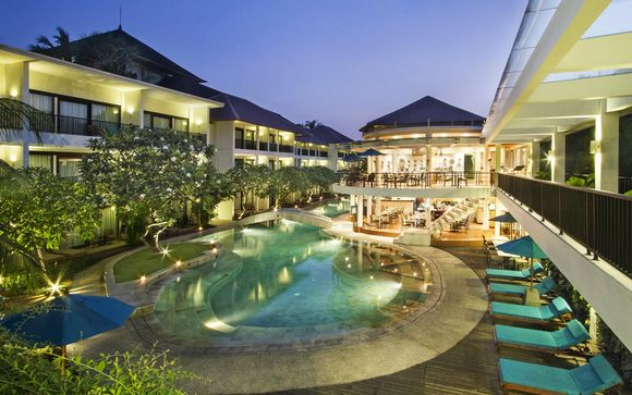 Ubud - D'Bulakan Boutique Resort 4*