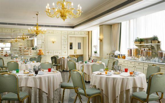 FH55 Grand Hotel Palatino 4*