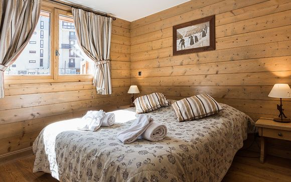 Residence & Spa Le Nevada 4*
