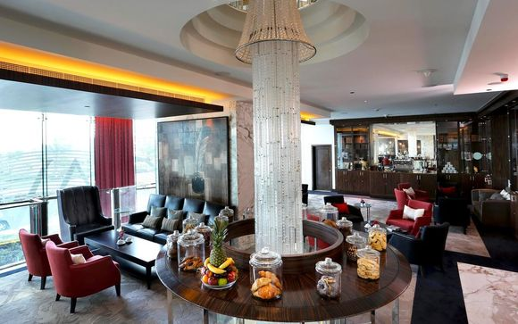 Il Bonnington Jumeirah Lakes Towers 5*