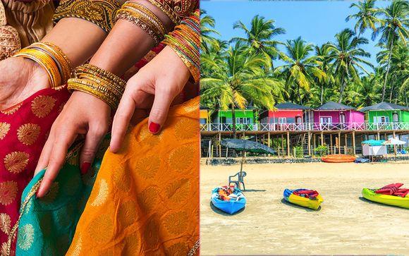 Bollywood tour con soggiorno a Goa