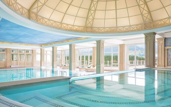 Cristallo, a Luxury Collection Resort & Spa 5*