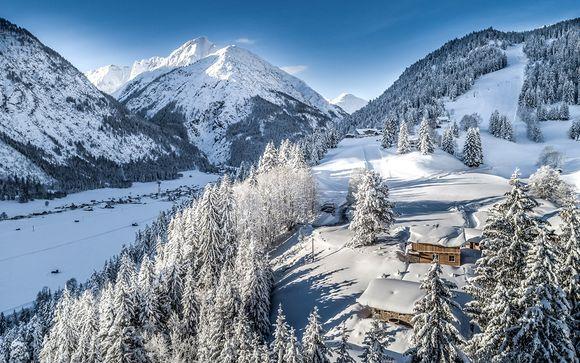Il Benglerwald Berg Chaletdorf