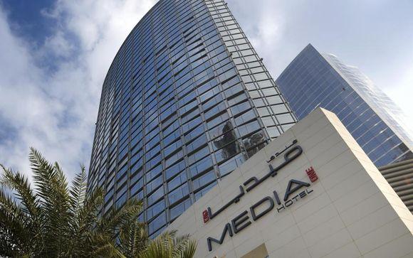 Media One Hotel 4* - partenze del 28 dicembre da Venezia