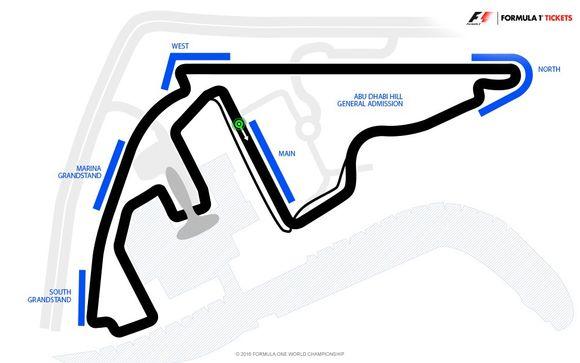 Gran Premio F1 - Fine stagione