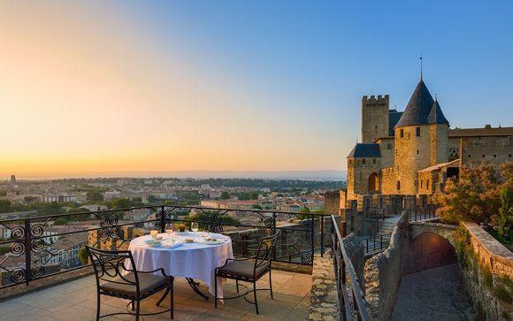 Hotel de la Cité Carcassonne 5*
