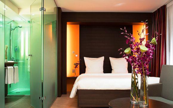 Moderno 4* con spa vicino alla Porte de Versailles