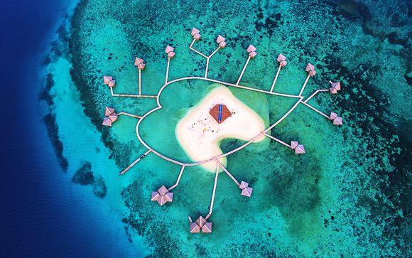 Desa Visesa Ubud 5* & Sofitel Bali Nusa Dua Beach Resort 5* + Pulo Cinta Eco Resort