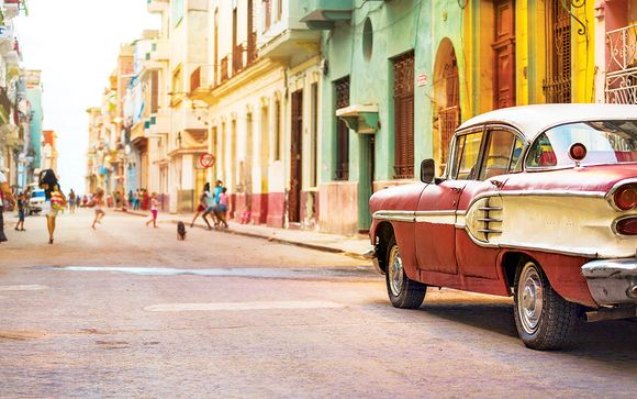 Casas Particulares a L'Avana, Cienfuegos, Trinidad e Santa Clara + Hotel Ocean Casa del Mar 5* a Cayo S. Maria