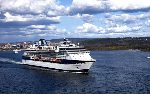 La nave da crociera Celebrity Constellation