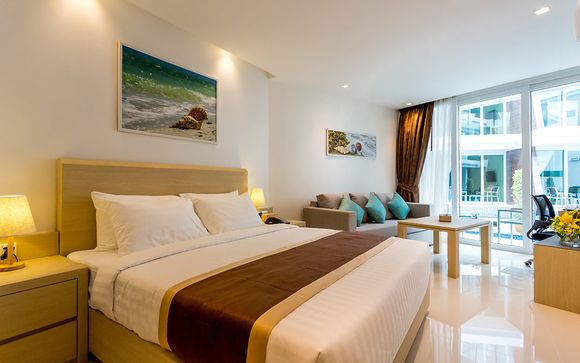 Phuket - Best Western Plus The Beachfront Rawai Phuket 4*