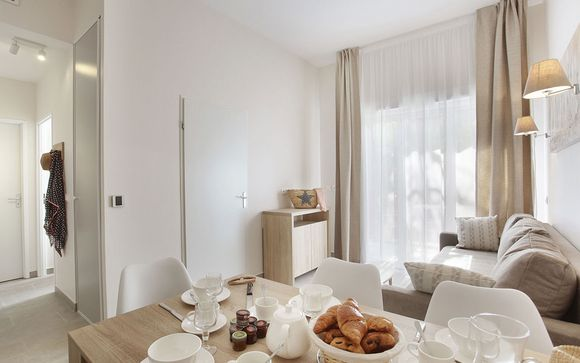 Residence Prestige Odalys Les Canissons
