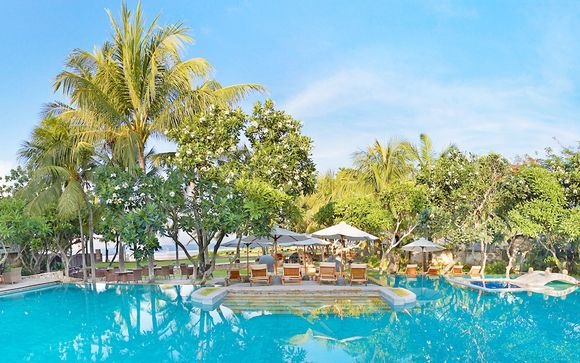MGallery The Royal Beach Seminyak 5* + MGallery Amarterra Villas Nusa Dua 5*