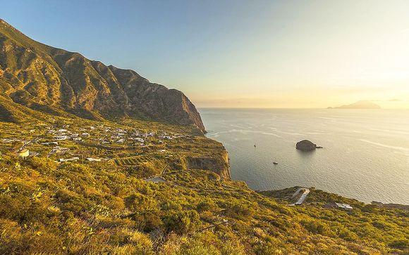 Alla scoperta delle Isole Eolie: Vulcano & Salina