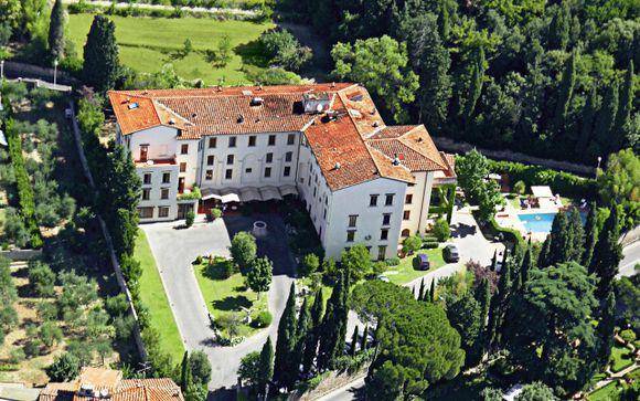 Hotel Villa Gabriele D'Annunzio 4*