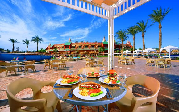 Aqua Blue Resort Sharm 4*