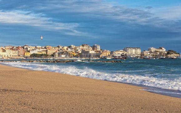 Comfort, mare e relax a pochi passi dalla spiaggia di Palamós