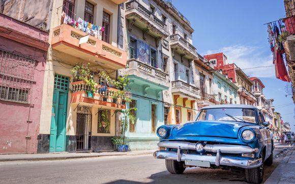 Alla scoperta di New York, Fort Lauderdale, Key West e l'Havana